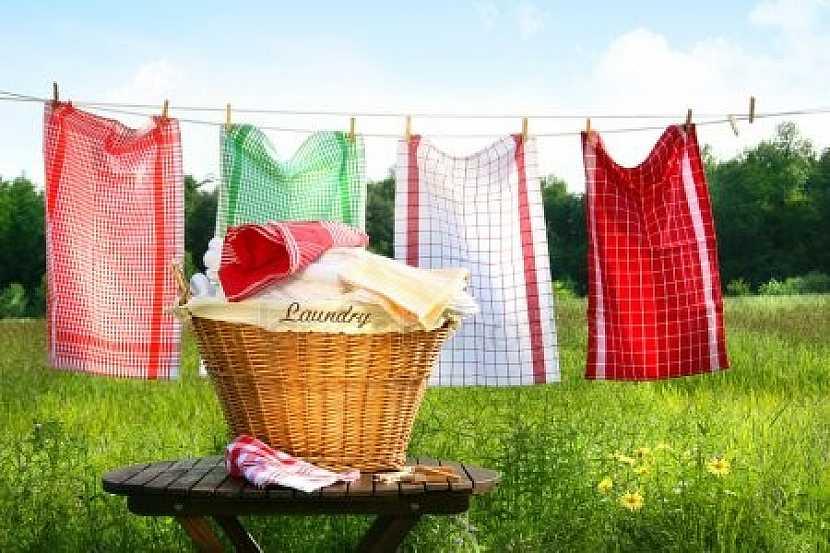 Praní prádla minimálně na 60°C je proti roztočům účinné