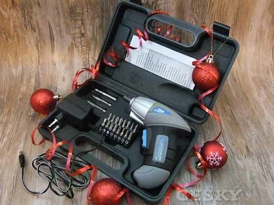 Tip na vánoční dárky