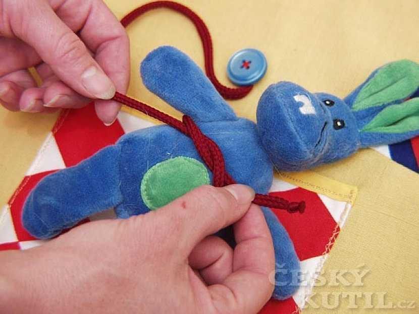 Jak vyrobit zábavný kapsář pro děti