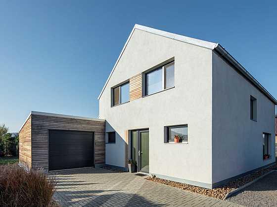 Hrubá stavba domu - Stavební výplně (Zdroj: Tomáš Dittrich)