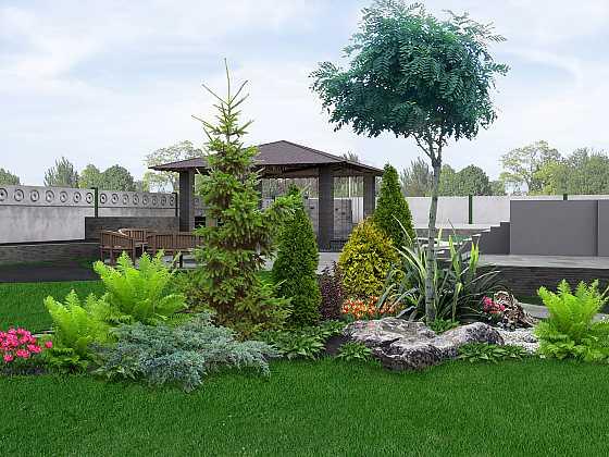 Vysaďte si na záhonech a do květináčů kapradiny (Zdroj: Depositphotos)