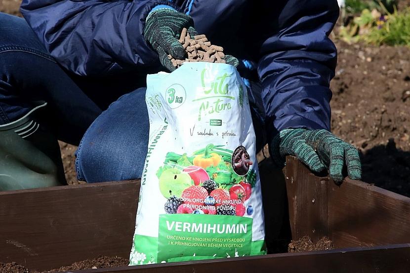 přírodní organické hnojivo