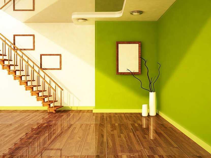 O majiteli bytu vypovídá nejen vybavení, ale i barvy na zdech...