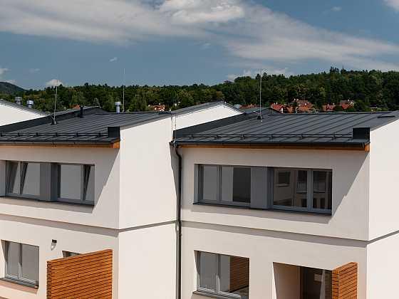 Klidné a energeticky nenáročné bydlení postavené z cihel HELUZ (Zdroj: Jiří Hloušek)