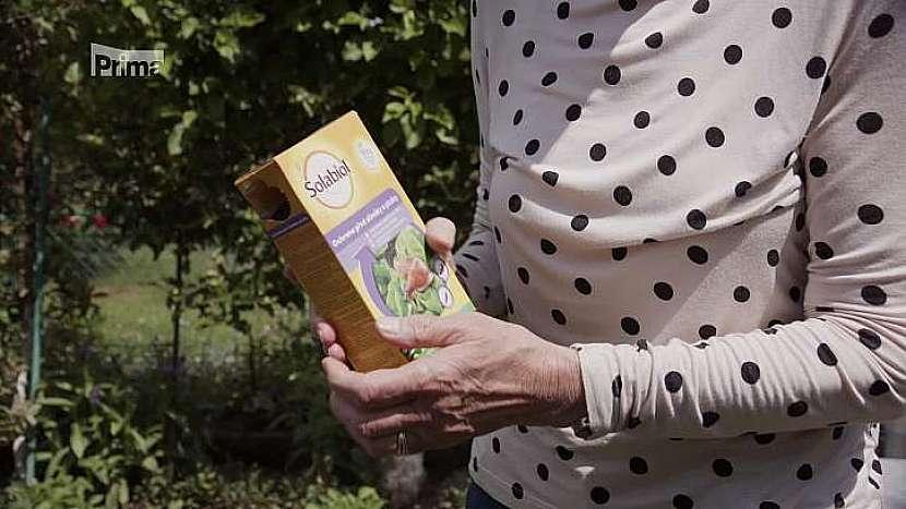 Proti slimákům nám pomůže granulovaný přípravek