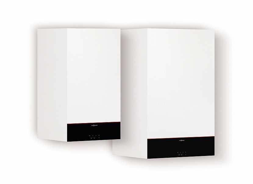 závěsné plynové kondenzační kotle Vitodens 100-W a111-W-F