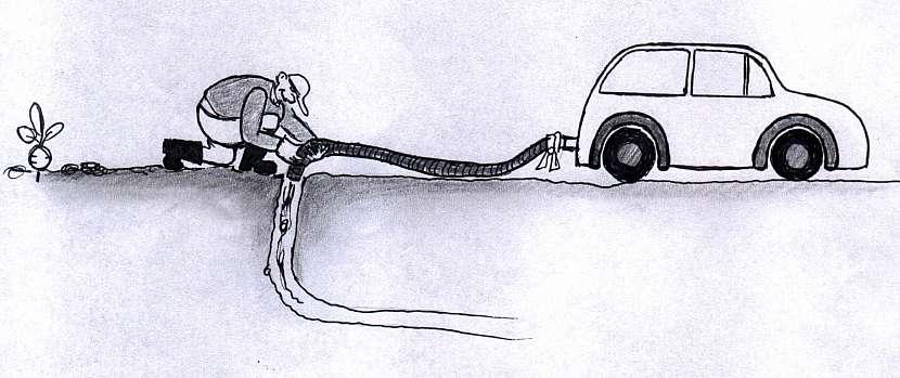 Náčrtek auto