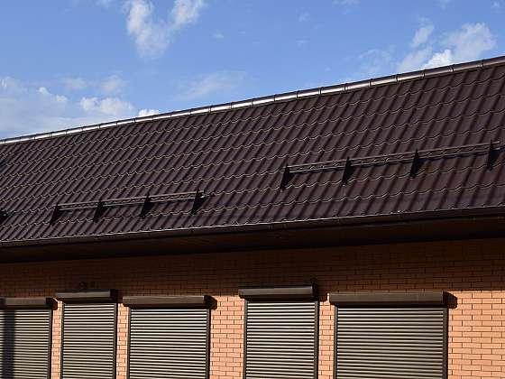 Každá střecha by měla být vybavena určitými bezpečnostními prvky (Zdroj: Depositphotos)