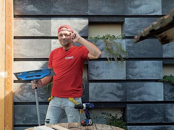 Výrobu podlahářské rakle zvládnete za pár minut (Zdroj: Prima DOMA MEDIA, s.r.o.)