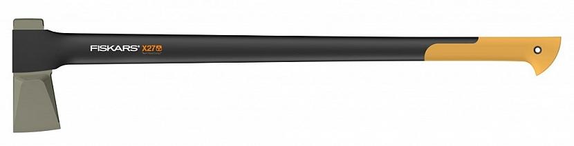 Na velké špalky velkou sekyru Fiskars X 27