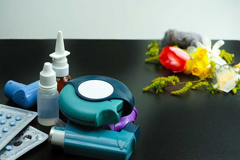 Léky na alergii