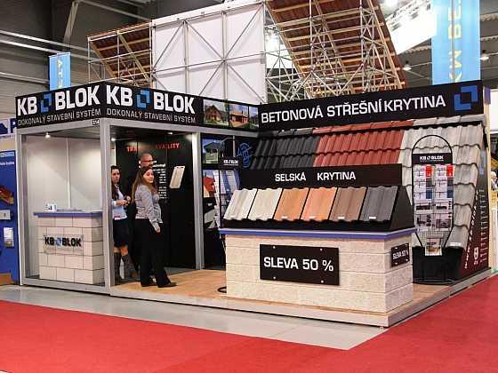 KB BLOK představí své novinky