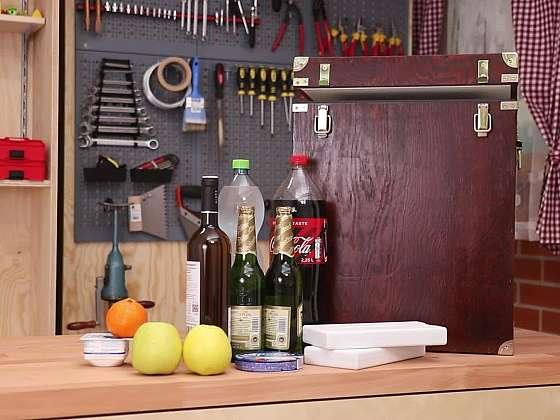 Výroba termoboxu na pití vás nebude stát moc času ani peněz a výsledek jistě předčí vaše očekávání (Zdroj: Prima DOMA MEDIA, s.r.o.)