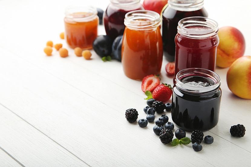 Marmelády nemusí být vždy jen ze zahradního ovoce