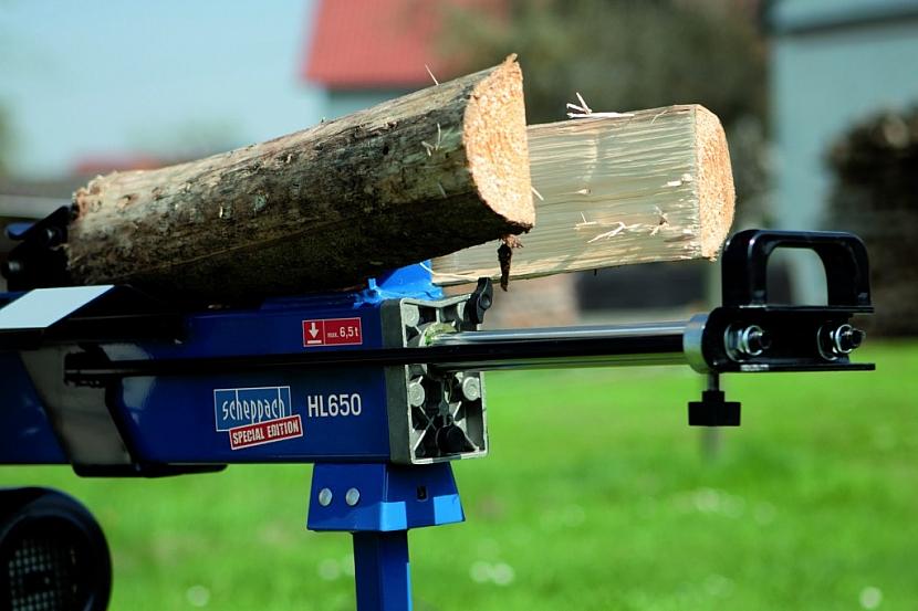 Štípač dřeva – ušetří čas i peníze