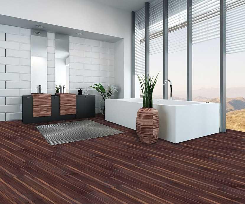 Vinylové podlahy se těší velké oblibě zejména díky množství dekorů a vhodnosti použití i na podlahové topení a do místností s nestálou vlhkostí