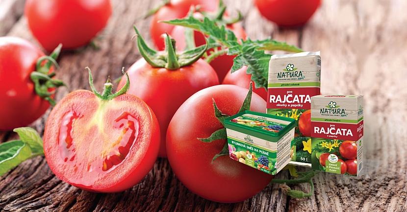 hnojivo NATURA pro rajcata