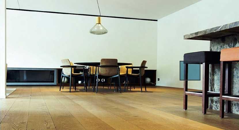 Lak na dřevěnou podlahu - FORTICO 2c