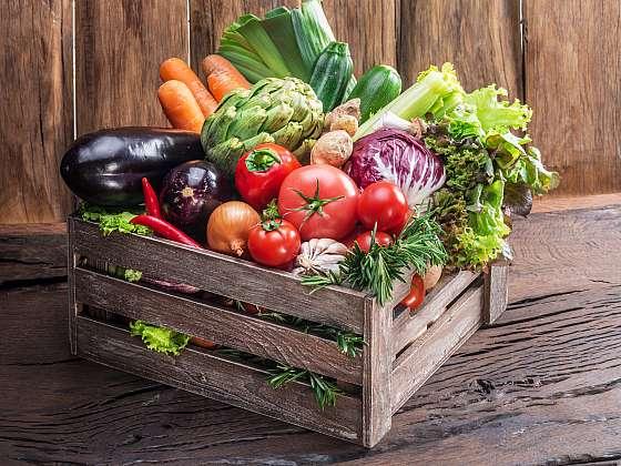 Ne všechna zelenina je vhodná ke skladování, například salát je po sklizení potřeba ihned zpracovat (Zdroj: Depositphotos (https://cz.depositphotos.com))
