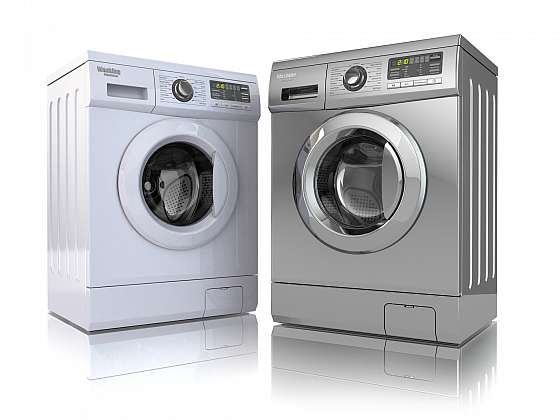 Zapojení automatické pračky zvládnete levou zadní (Zdroj: Depositphotos)