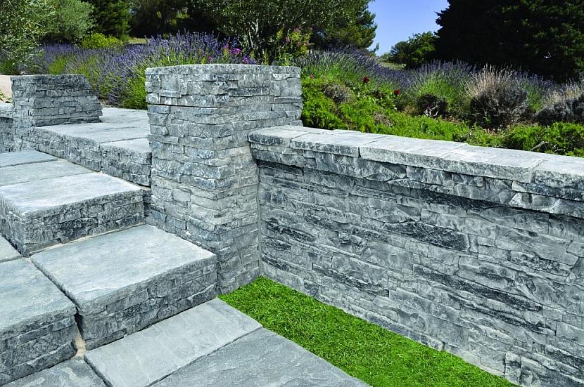 Originální beton jako dřevo nebo kámen aneb Tvář kamene Gabro