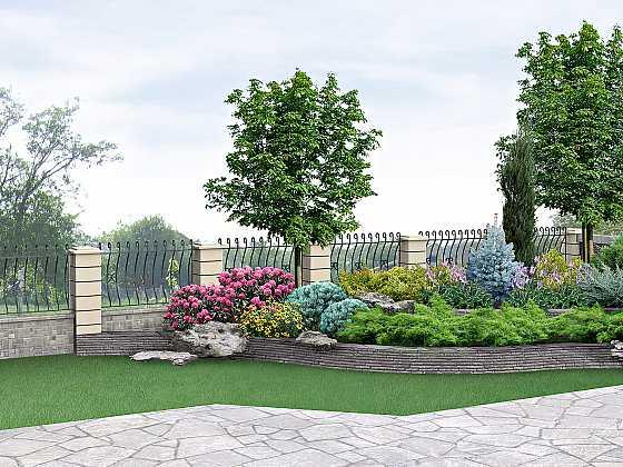 Nepodceňujte plánování zahrady a poraďte se s odborníky (Zdroj: Depositphotos_106457000_l-2015