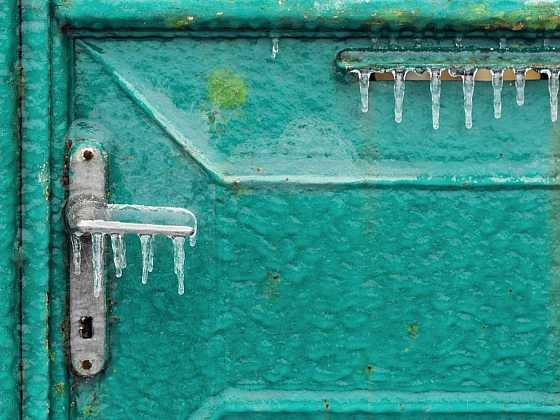 Víte, co máte dělat, aby zámky v zimě nezamrzly?