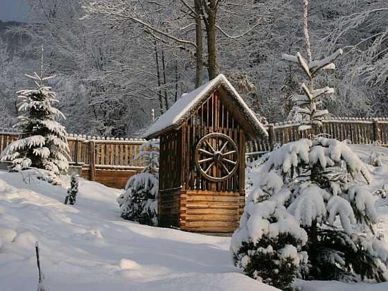 Zahrada v prosinci vyžaduje kontrolu (Zdroj: Depositphotos)