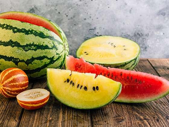 Vodní melouny mají mnoho podob. Jak je pěstovat? (Zdroj: Depositphotos)