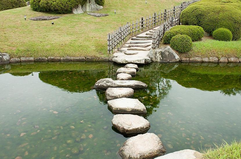 Kamenná cesta zen