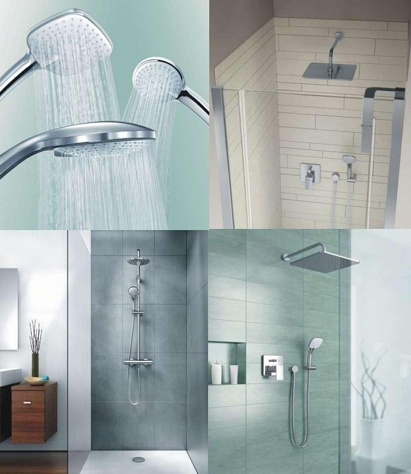 Sprchování jako relaxace s Idealrain Cube
