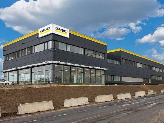 Vybudování nového sídla Kärcher přinese výhody zákazníkům