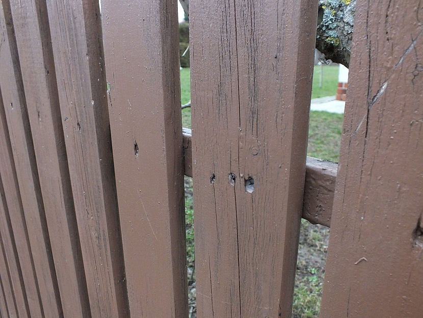 Staré plotovky je třeba vyměnit za jiné