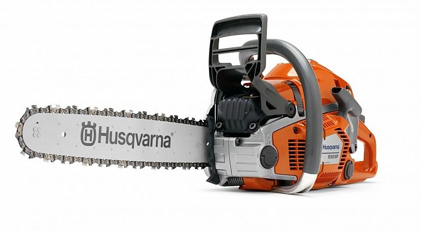 Inovace od Husqvarny
