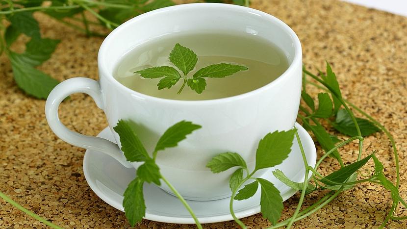 Léčivý čaj podporuje imunitu