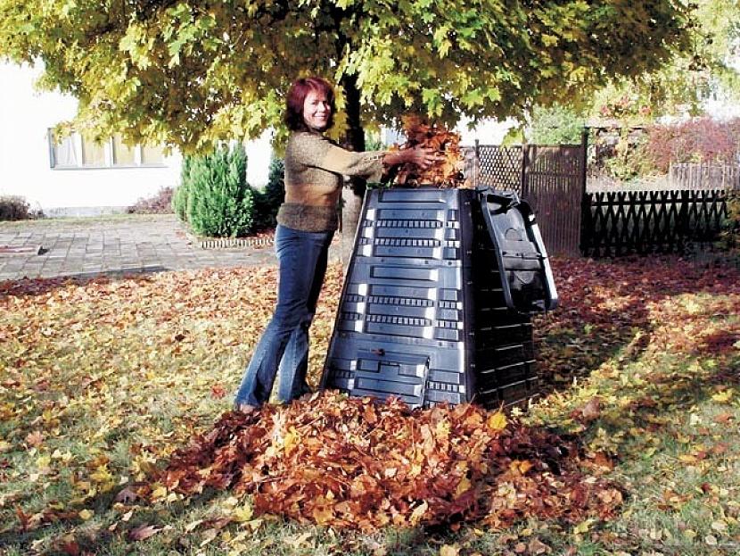 Kam s tím smetím – na kompost