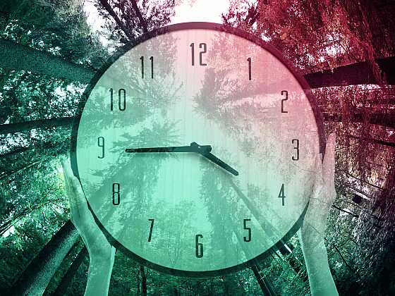 Vliv změny času na lidský organismus (Zdroj: Depositphotos)