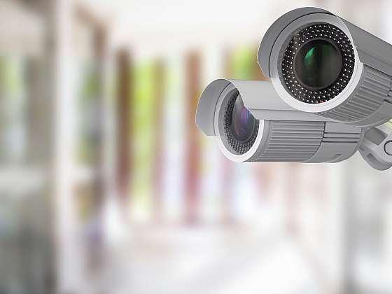 Kamerový systém na domě je dnes téměř nutnost (Zdroj: Depositphotos)