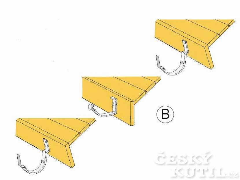 Okapové systémy - 4. díl: jak postupovat při montáži?
