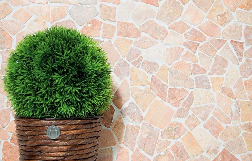 Kamenná mozaika