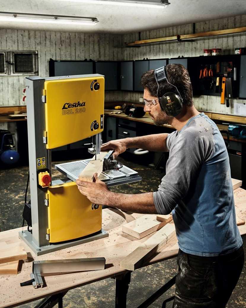Pásová pila se dobře hodí k opracování dřeva, ale i plastu, některé modely zvládnou i kov