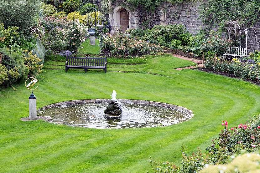 Malá fontána