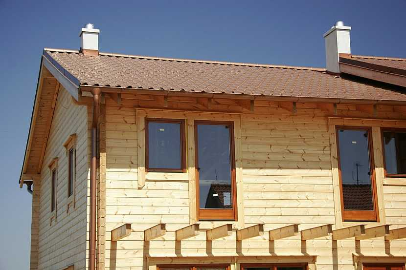 Výběr plechové střechy pod kontrolou