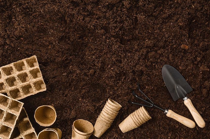 Složení substrátu hraje klíčovou roli v pěstování balkónových květin