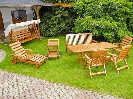 Víte, jak správně pečovat o zahradní nábytek? (Zdroj: Depositphotos)