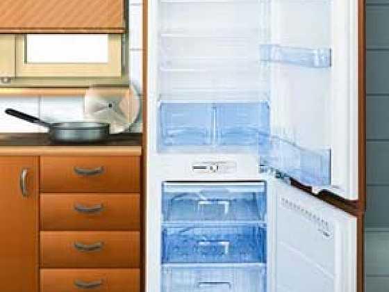 Nová vestavná lednice Karma Design