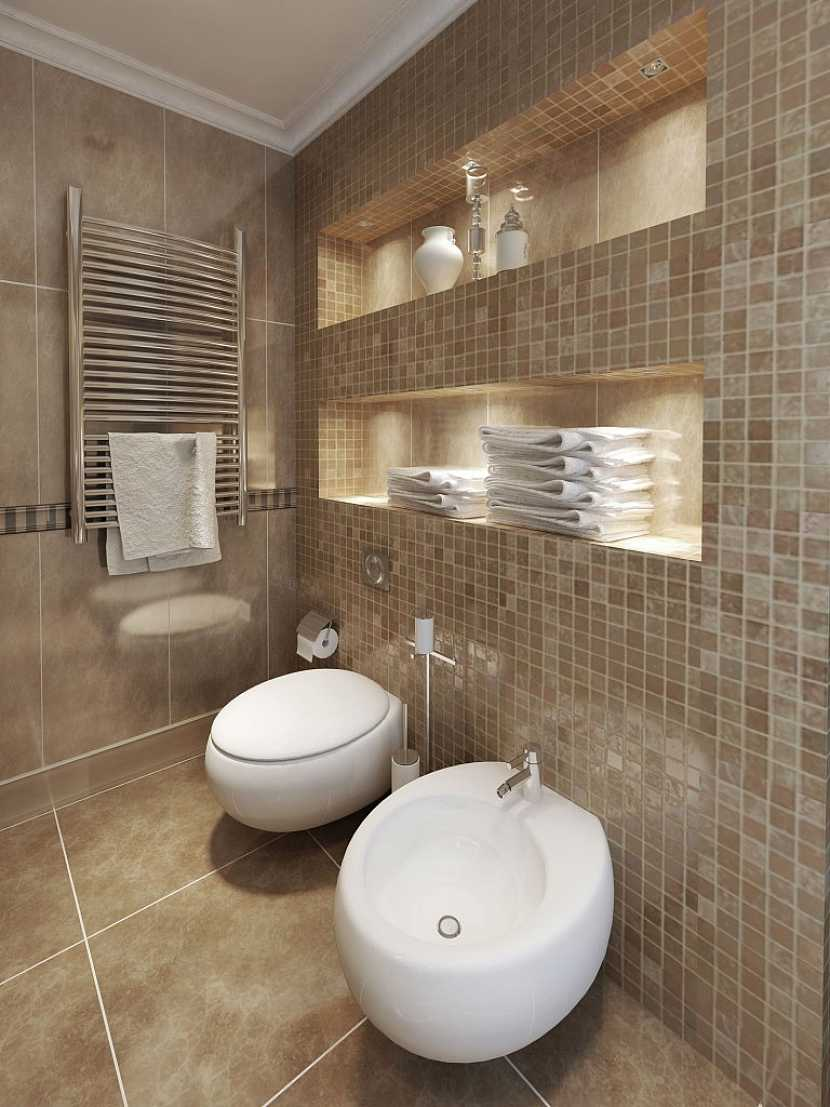 Otopné žebříky mají uplatnění v koupelně i na WC