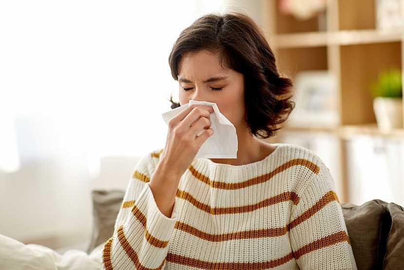Alergie dokáže pěkně znepříjemnit život