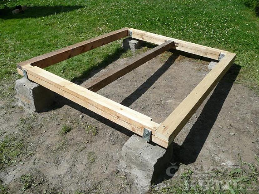 Zahradní domek pro dítě – 1. díl