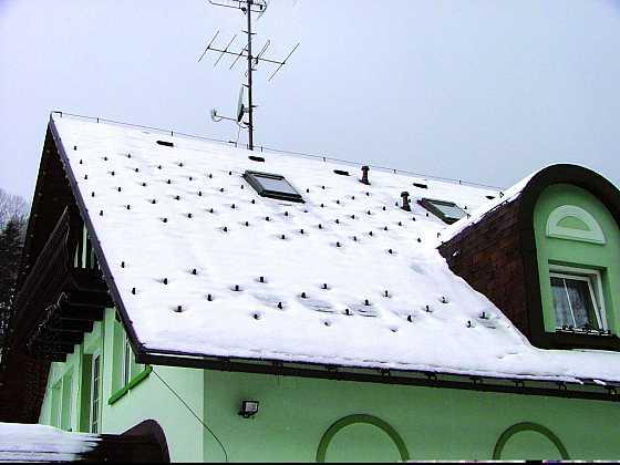 Desatero pro zimní střechy od HPI-CZ